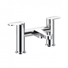 Image for Sagittarius Metro - Bath Tap - Deck Mounted Bath Filler - Chrome - MT/104/C