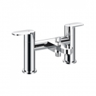 Image for Sagittarius Metro - Bath Tap - Deck Mounted Bath Shower Mixer - Chrome - MT/105/C