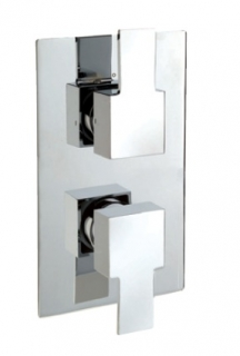 Sagittarius Navona Concealed Thermostatic Shower Mixer Valve 2 Way NV/177/C