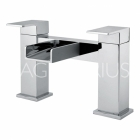 Sagittarius Nice - Bath Tap - Deck Mounted Bath Filler - Chrome - NI/104/C
