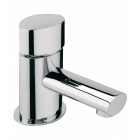 Sagittarius Oveta - Basin Tap - Deck Mounted Cloakroom Mixer (With Klick Klack Waste) - Chrome - OV/306/C
