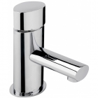 Sagittarius Oveta - Basin Tap - Deck Mounted Monobloc (With Klick Klack Waste) - Chrome - OV/106/C