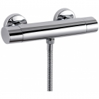 Image for Sagittarius Oveta Exposed Thermostatic Shower Valve - Chrome OV168C