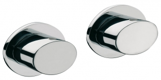 Oveta Wall Mounted Side Valves - Half Inch