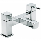 Sagittarius Pablo - Bath Tap - Deck Mounted Bath Filler - Chrome - PA/104/C
