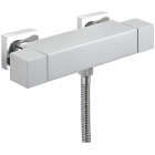 Sagittarius Pablo Exposed Thermostatic Shower Valve - Chrome PA168C