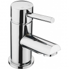 Sagittarius Piazza - Basin Tap - Deck Mounted Cloakroom Monobloc (With Klick Klack Waste) - Chrome - PI/306/C
