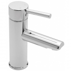 Sagittarius Piazza - Basin Tap - Deck Mounted Monobloc (With Klick Klack Waste) - Chrome - PI/106/C