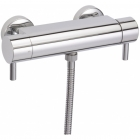Sagittarius Piazza Modern Exposed Thermostatic Shower Valve - Chrome PI168C