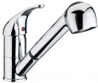 Sagittarius Prestige Pull Out Head Kitchen Mixer Tap