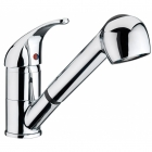 Sagittarius Prestige Pull Out Spray Tap Monobloc Kitchen Sink Mixer PR151C
