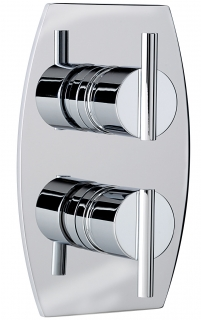 Pure Shower Valve with Two Way Diverter