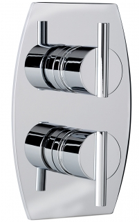Pure Concealed Thermostatic Shower Valve