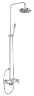 Pure Exposed Thermostatic Shower Set