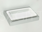 Image for Sagittarius Rimini Soap Dish - Chrome AC/671/C