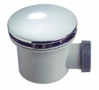 Domed Shower Waste and Trap 90mm - WA464C