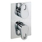Sagittarius Vento Thermo Conc Shower/Diverter - Chrome VE/177/C