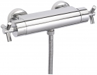 Sagittarius Zone Exposed Thermostatic Shower Valve - Chrome ZO168C