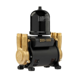 Salamander CT Force Brass 1.5 Bar Twin Negative Shower Pump