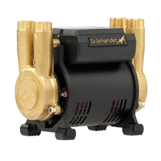 Salamander CT Force Brass 1.5 Bar Twin Positive Shower Pump
