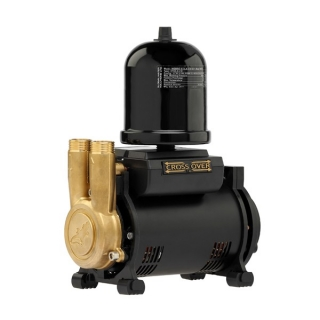 Salamander CT Force Brass 2.0 Bar Single Negative Shower Pump