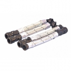 Image for Salamander Set of 4 x 22mm Flexible Anti-Vibration Couplers (2 Straight & 2 Angled)