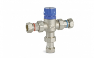 Salamander Temperature Protection Blending Valve