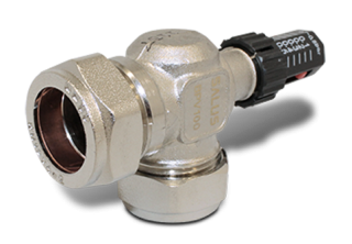 Salus BPV100 22mm Automatic By-Pass Valve