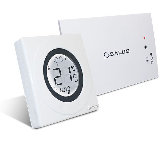 salus st620 vbc 7 day rf programmable room thermostat for vaillant smart heating controls. Black Bedroom Furniture Sets. Home Design Ideas