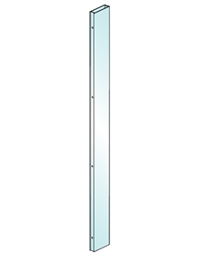 Showerlux Glide 25mm Extension Profile