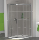 Showerlux Legacy Offset Quadrant Twin Door