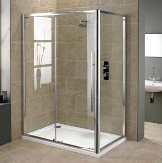 Showerlux Linea Touch Single Slider