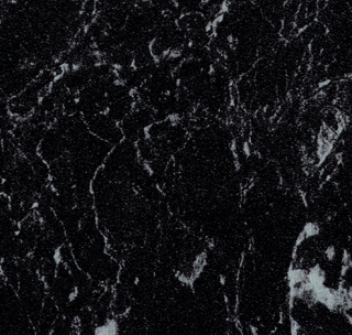 Showerwall Standard Waterproof Shower Panels - Black Marble