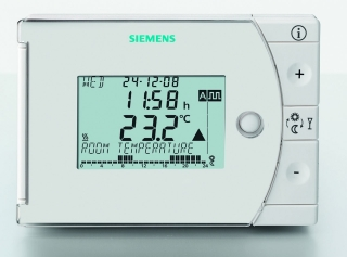 Siemens REV17 5/2 Day Programmable Room Thermostat