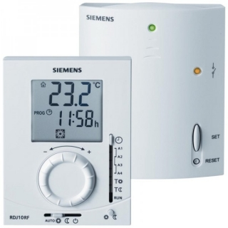 Siemens Wireless Digital Programmable Room Thermostat