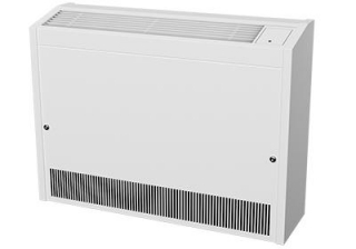 Smith's Caspian 120/10 Low Level Hydronic Fan Convector