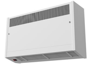 Smith's Caspian 120/12 High Level Hydronic Fan Convector