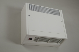 Smith's Caspian 60/04 High Level Hydronic Fan Convector