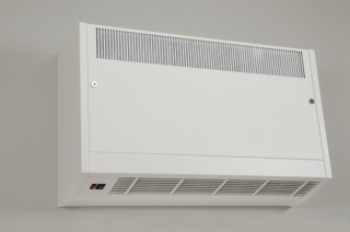 Smith's Caspian 90/07 High Level Hydronic Fan Convector