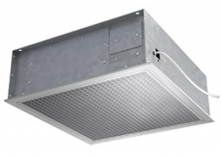 Smith's Caspian Skyline Commercial Ceiling Fan Convector