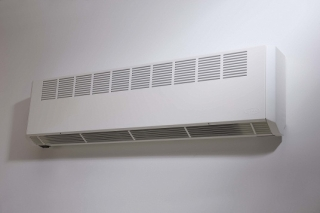 Smith's Ecovector HL2300 High Level Hydronic Fan Convector