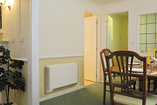 Smith's Ecovector LL1200 Low Level Hydronic Fan Convector