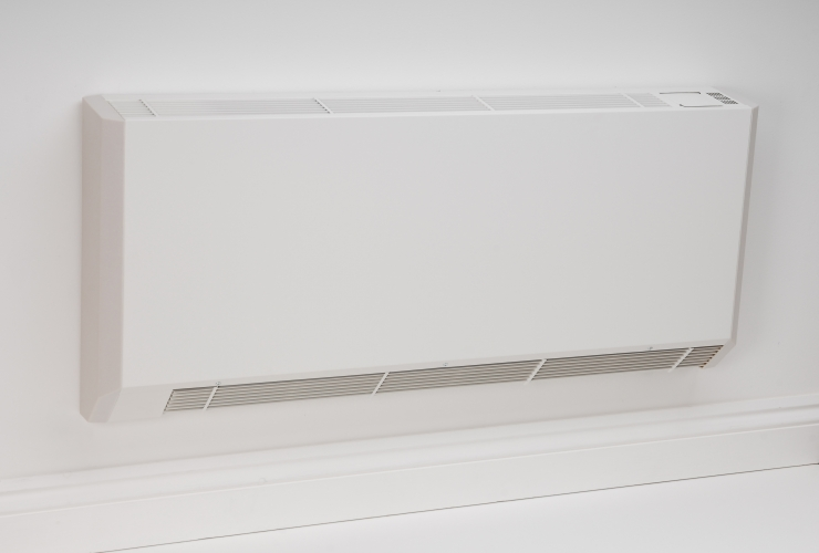 Smith S Ecovector Ll2800 Low Level Hydronic Fan Convector