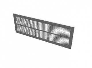 Smith's Powder Coated Steel Inlet / Outlet Grille