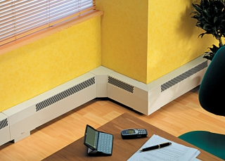 Smith's Sureline 500 Natural Convector – Perimeter Heating