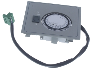 WORCESTER 77161920200 SBI TWIN CHANNEL MECHANICAL TIMER