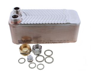 WORCESTER 87154069500 HEAT EXCHANGER