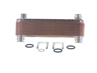 WORCESTER 87161019760 PLATE HEAT EXCHANGER
