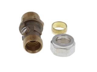 WORCESTER 87161023490 ISOLATOR VALVE 15MM