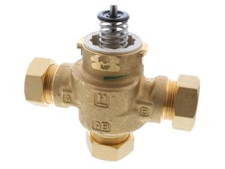 WORCESTER 87161049190 DIVERTER VALVE BODY